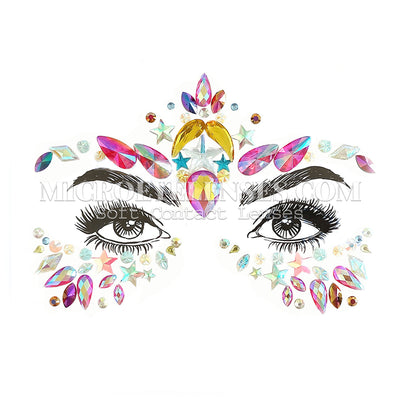 Micro® Face Jewels B2089