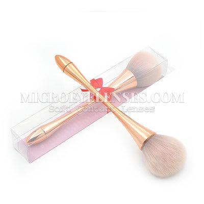 Micro® Eye Circle Lens Rose Gold Makeup Brushes B02052