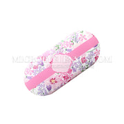 Micro® Eye Circle Lens Flowers Contact Case B02043