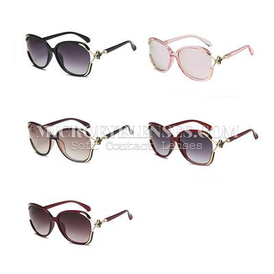 Micro® Eye Circle Lens Microeyelenses Sunglasses B02206