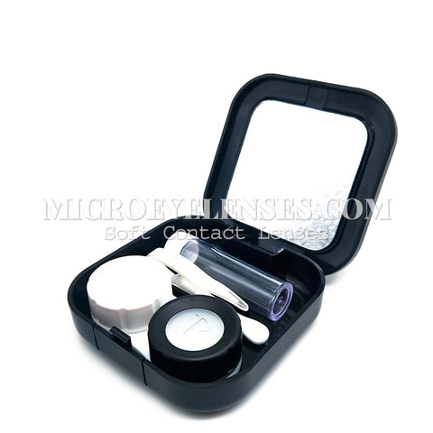 Micro® Eye Circle Lens Microeyelenses Contact Lenses Case B02084