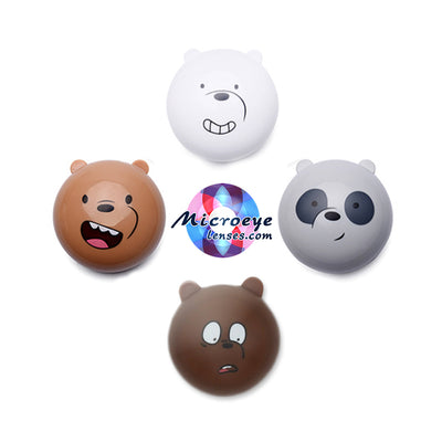 Micro® Eye Circle Lens We Bare Bears Contact Case B0484