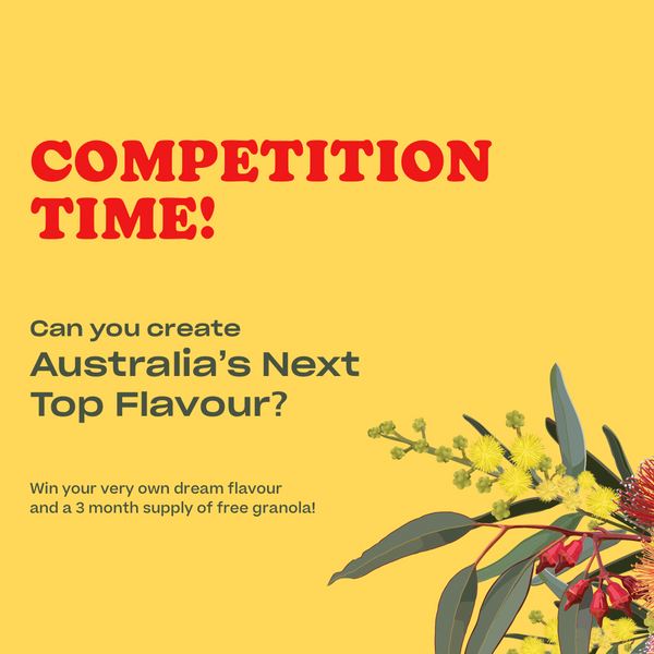 Can you create Australia's Next Top Flavour?