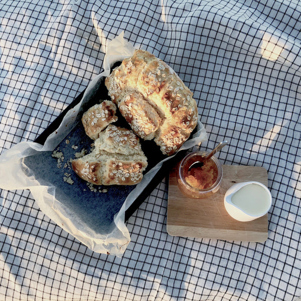 Recipe: Oat Scones