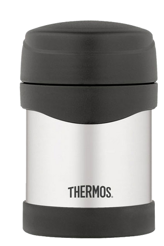 Thermos 10 OZ St/Steel Vacuum Insulated Food Jar
