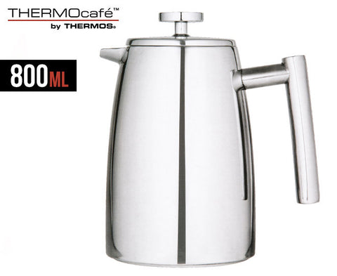 Thermos 800mL StainlessSteel Double Wall Coffee Plunger