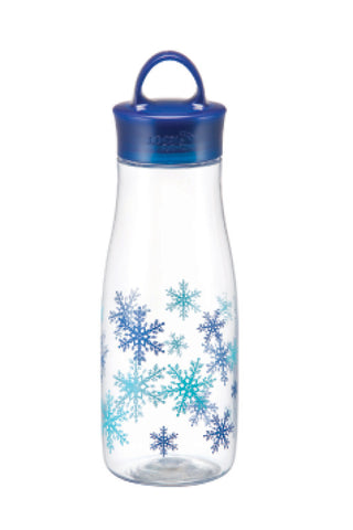 Lock & Lock BPA Free Milky Bottle 600ML (Dark Blue)
