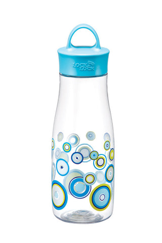 Lock & Lock BPA Free Milky Bottle 600ML (Sky Bue)