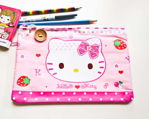 Hello Kitty Pencil Case - Medium
