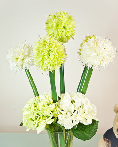 Shallot Flower Ball - Bouquet
