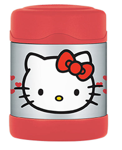 Thermos 290mL St/Steel Vacuum Insulated Food Jar - Hello Kitty