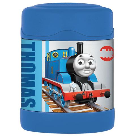 Thermos 290mL St/Steel Vacuum Insulated Food Jar - Thomas The Tank Engine