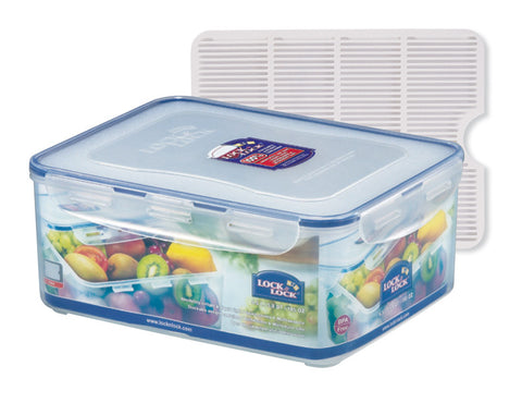 Lock & Lock Big Rectangle 5.5L W/Tray