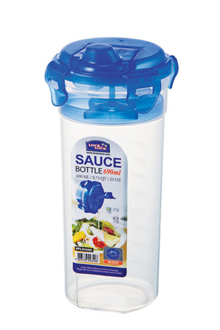 Lock & Lock Sauce Bottle 690ml W/Mixer