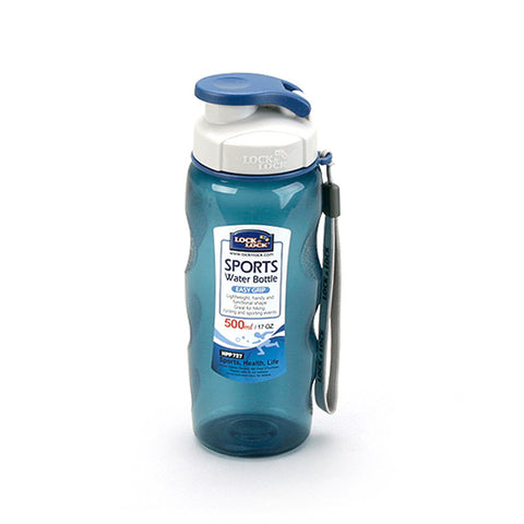 Lock & Lock Colour Sports Handy Bottle 500ML (Blue)
