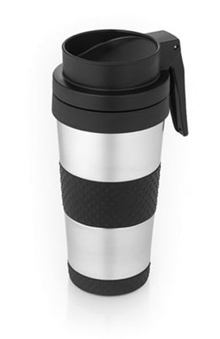 Thermos 400mL Double Wall St/Steel Vacuum Insulated Travel Mug - Leak Resistant