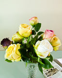 Thai Rose Bouquet - Mixed Colours