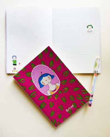 Ruby Paper Notebook