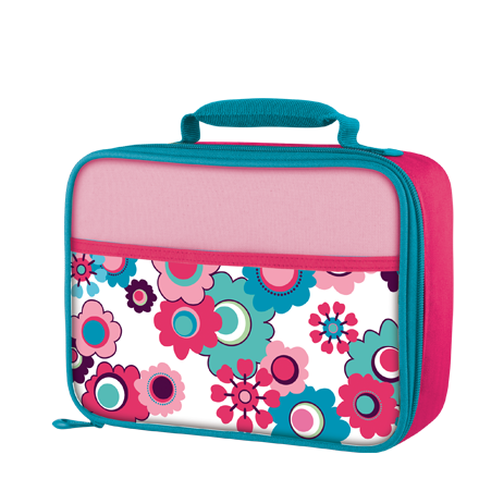 Thermos Funtainer Insulated Lunch Case - Flower