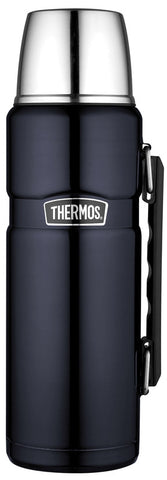 Thermos 1.2L St/Steel Vacuum Insulated Flask - Midnight Blue