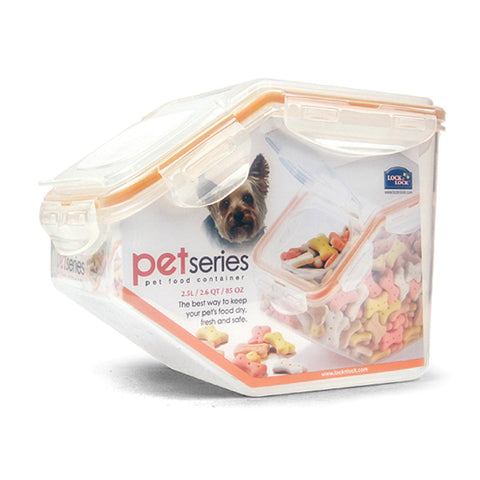 Lock & Lock Pet Series Container 2.5L Flip Lid