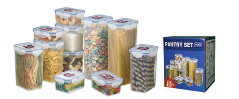 Lock & Lock Pantry Set 11PCS