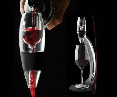 Wine Decanter with Stand