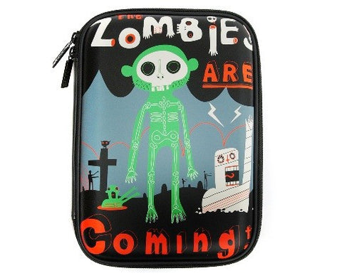 Spencil Hardhead Pencil Case - Zombies