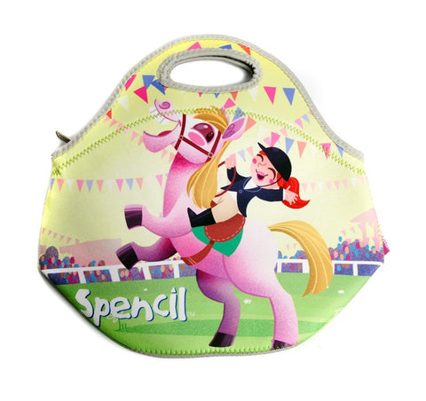 Spencil Lunch Bag - Gymkhana