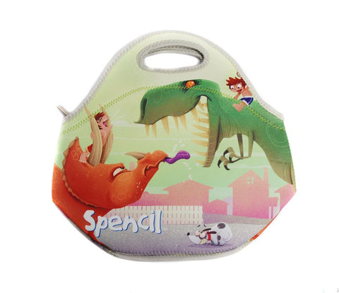 Spencil Lunch Bag - Dinosaurs