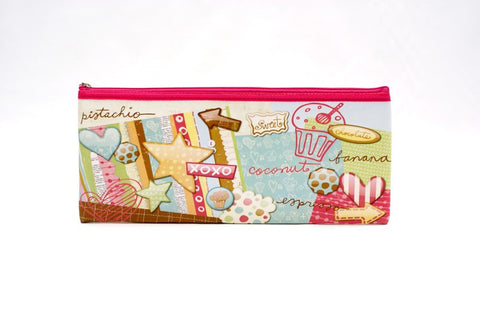 Spencil HodgePodge Lucy Neoprene Pencil Case