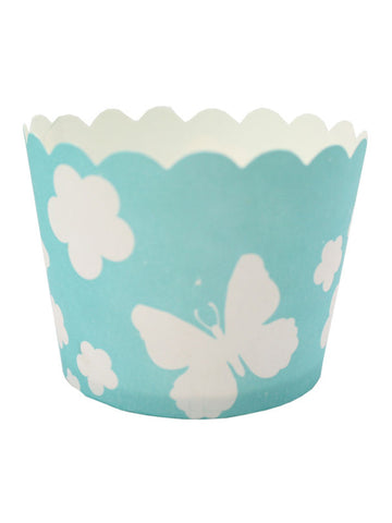 Le Petit Gateau (Pack 25) - Papillion - Aqua