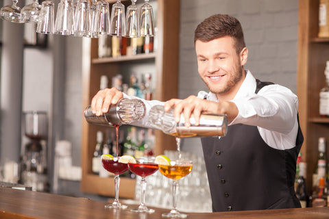 Cocktail Mixologist