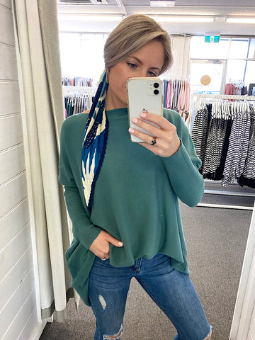 Ellie Knit ~ Jade