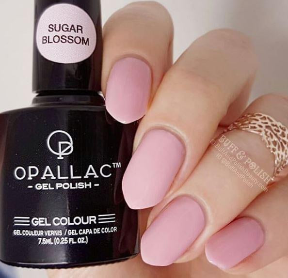 Opallac Gel Duo ~ Pretty In Pink