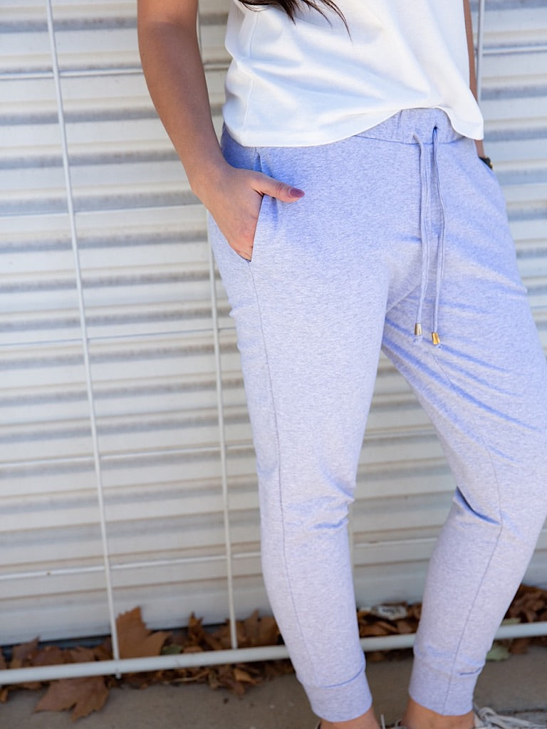 Tamzin Trackies ~ Grey