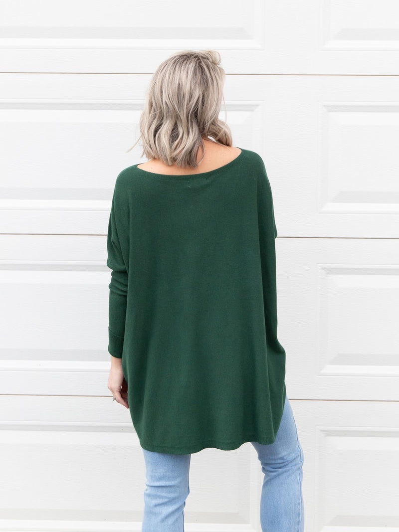 Ellie Knit ~ Green