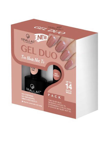Opallac Gel Duo ~ Nude