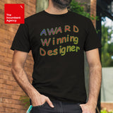 Award Winning Designer T-shirt
