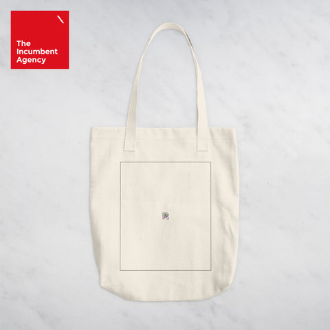 Broken Image Tote Bag - The Incumbent Agency