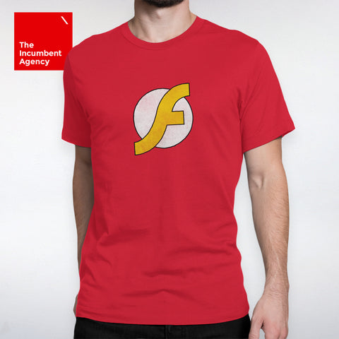 Flash T-shirt - The Incumbent Agency