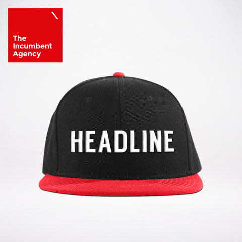 Headline Cap - The Incumbent Agency