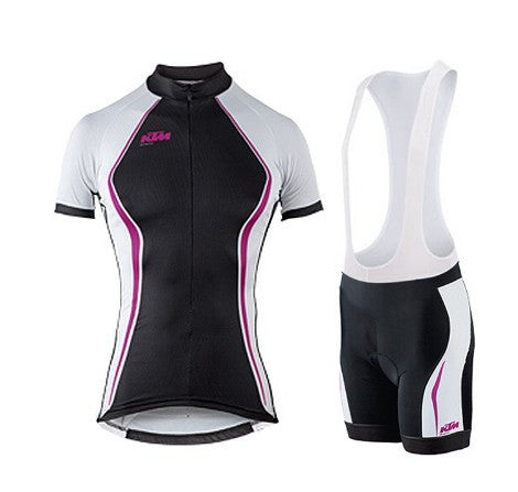Summer Style Cycling Clothing Short Sleeves