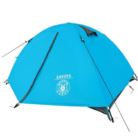 Double Layer Bivvy 2 People Camping Tent