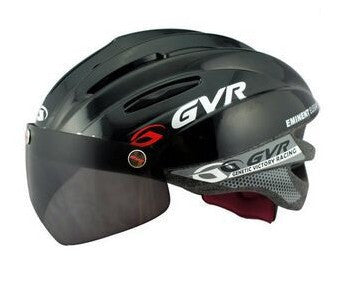 Bike Helmet Goggles Helmet With Magnetic UV Visor