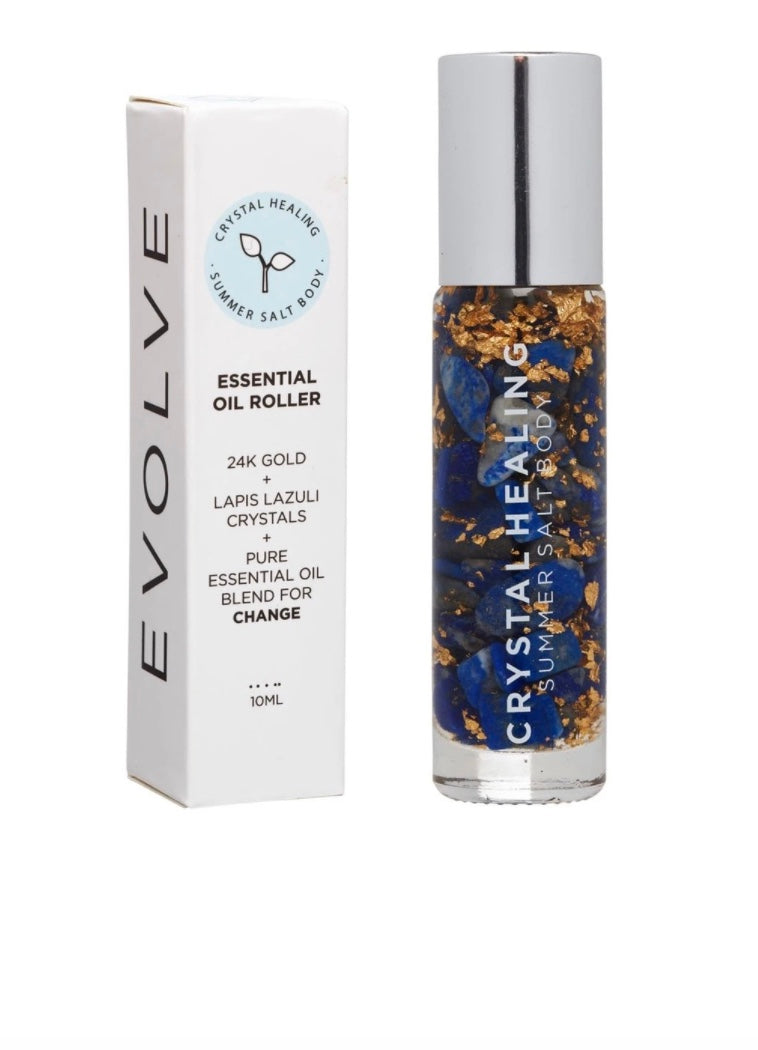 Evolve Essential Oil Roller  10ml - Summer Salt Body Love Iluka | Bohemian Fashion | Boho Style | Spell
