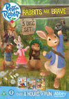 Peter Rabbit: Rabbits Are Brave - 3 DVD Boxset!