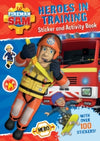 Fireman Sam: Heroes in Training Sticker Activity Book - Book