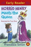 Horrid Henry Meets The Queen - Book