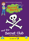 Horrid Henry and the Secret Club - DVD